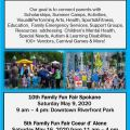 RESCHEDULED - DATES TBD - Family Fun Fair - The Ultimate Parenting Expo